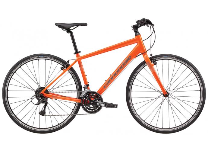 Quick 6 - Orange (2018)